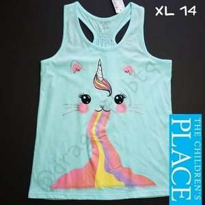 NEW LIST! NWT The Children's Place Tank Top